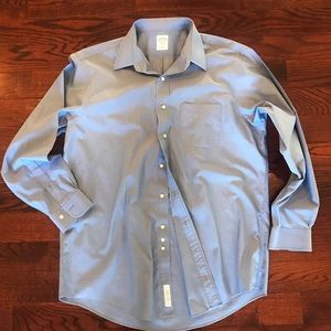 Brooks Brothers non-iron collared shirt